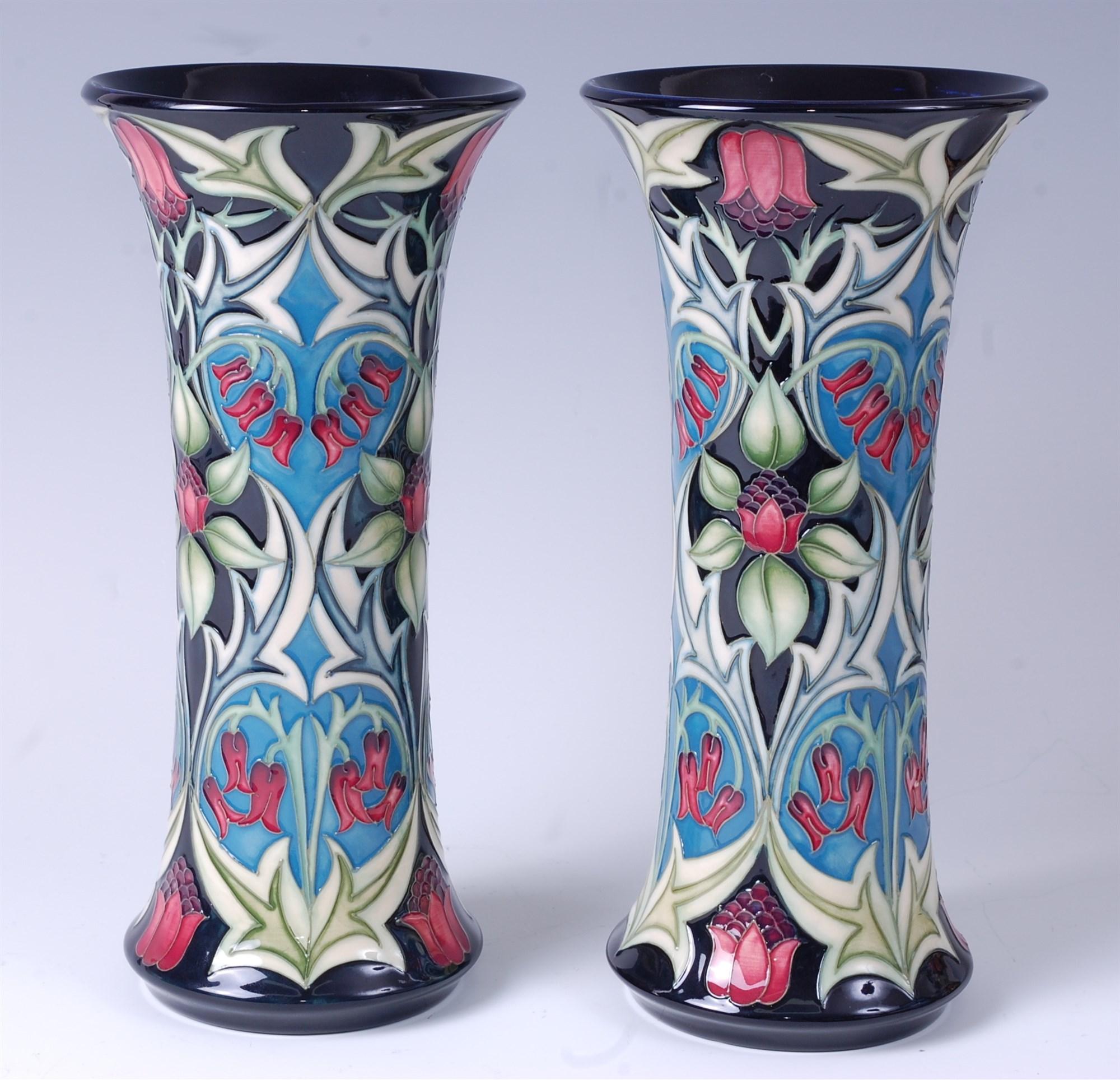 Moorcroft, Cobridge & Black Ryden pottery