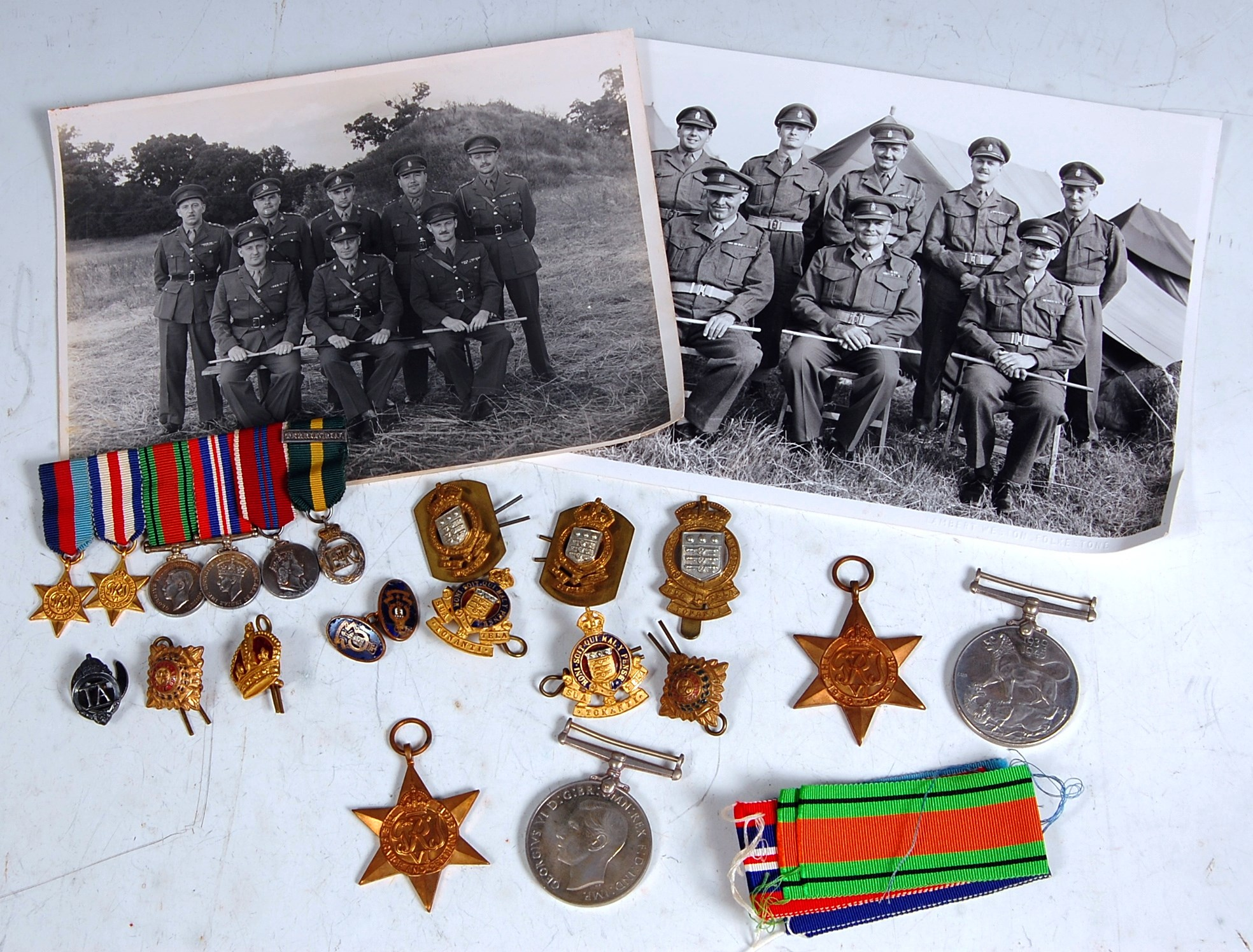 Medals & Militaria with Country Pursuits