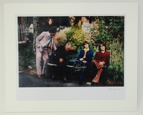 Lot 521-A chromogenic print of The Beatles 'Mad Day' 1968 ...