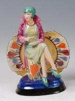 Lot 8 - Peggy Davies Ceramics - Afternoon Tea,...