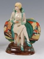 Lot 10 - Peggy Davies Ceramics - Afternoon Tea,...