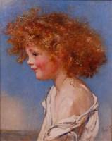 Lot 286-Annie Louisa Swynnerton (1844-1933) - Bust...