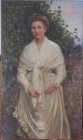 Lot 866-Annie Louisa Swynnerton ARA (1844-1933) -...