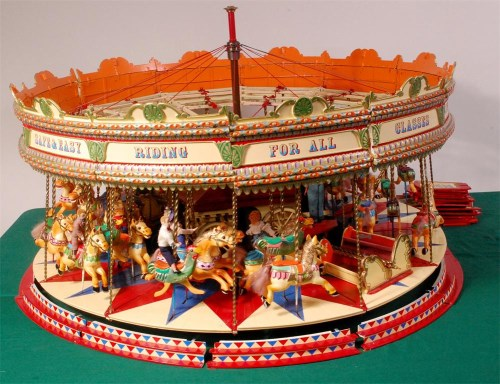 Lot 151-An extensive 1/10th scale model of a complete...