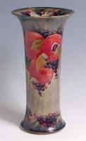 Lot 1 - An early 20th century Moorcroft pottery vase...