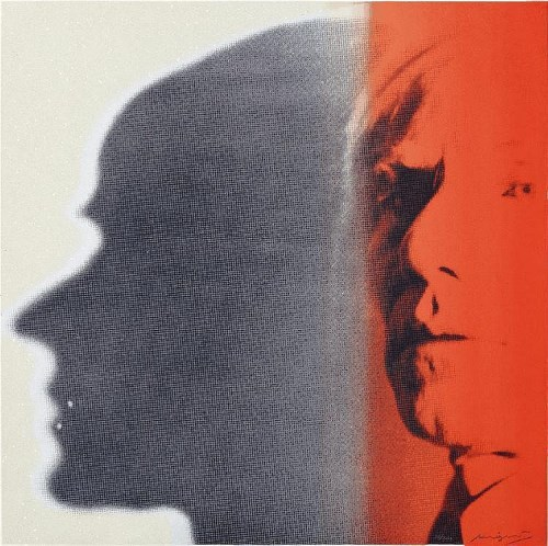 Lot 50 - Andy Warhol (Amer.1928-1987) - The Shadow,...
