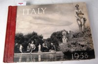 Lot 25 - Angus MCBEAN, Italy 1958, same size format and...