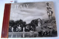 Lot 26 - Angus MCBEAN, Italy 1958, a duplicate of lot...