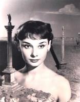 Lot 52 - Angus McBean - Audrey Hepburn surrealised,...