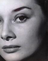 Lot 57 - Angus McBean - Audrey Hepburn, close-up...