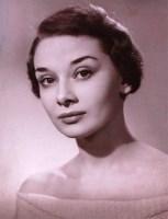 Lot 58 - Angus McBean - Audrey Hepburn studio portrait,...