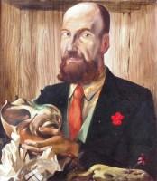Lot 238 - Leslie Roy Hobdell (1911-1961) - Portrait of...
