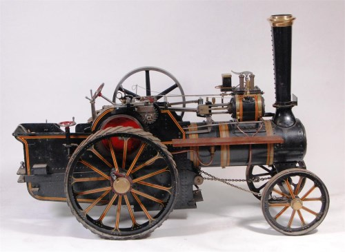 Lot 90-Plastow Engineering design, and built by Newcombe ...