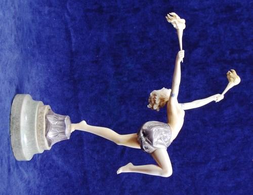 Lot 100-Ferdinand Preiss (1882-1943) - Torch Dancer, Art...
