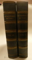 Lot 1002 - SHAKESPEARE, William, Works, London n.d. circa...