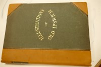 Lot 1006 - GLYDE, John, Illustrations of Old Ipswich,...