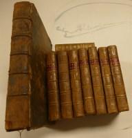 Lot 1013 - CHURCHILL, C., Poems, London 1763, 1st edition,...