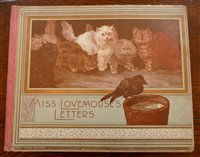 Lot 2001-WAIN, Louis, Miss Lovemouse's Letters, London,...