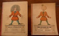 Lot 2009-HOFFMANN, Dr Heinrich, The English Struwwelpeter, ...