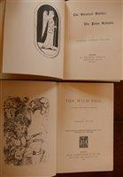Lot 2022-GILBERT, W.S., The Bab Ballads, London 1898,...