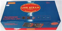 Lot 3-A Hornby 00 gauge live steam boxed set...