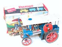 Lot 4-A Wilesco D40 Old Smoky traction engine,...