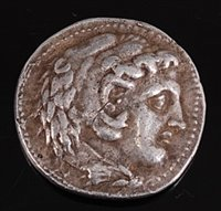 Lot 2003-Macedonian Kingdom, Alexander the Great (336-323...