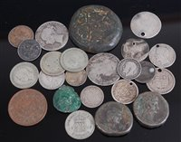 Lot 2008-Mixed lot of mainly British silver and other...