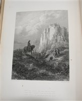 Lot 1012-Tennyson, Alfred. Enid. (illus. Gustave Dore)....