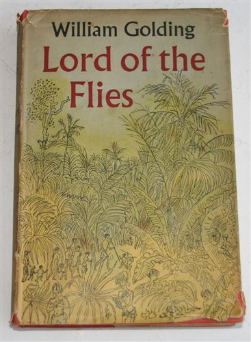 Lot 1020-*Golding William. Lord of the Flies. Faber and...