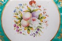 Lot 1069 - *A pair of circa 1900 Copeland porcelain...
