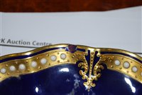 Lot 1068 - *A Royal Crown Derby part dessert service,...