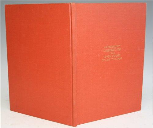 Lot 1024-Fairhurst, Arthur Henry. Illustrations for Seven...