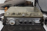 Lot 514-Nagra IV-L reel-to-reel portable sound recorder,...