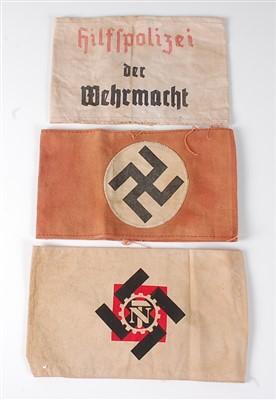 Lot 50-A German NSDAP party armband