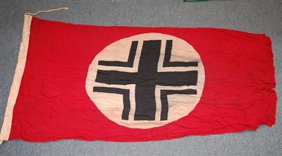 Lot 54-A German vehicle identity flag
