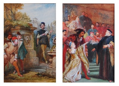 Lot 1460 - Charles Cattermole (1832-1900) - A set of...