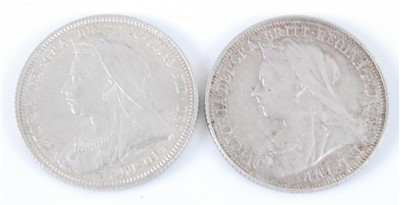 Lot 2012 - Great Britain, 1893 shilling