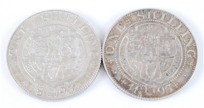 Lot 2012-Great Britain, 1893 shilling