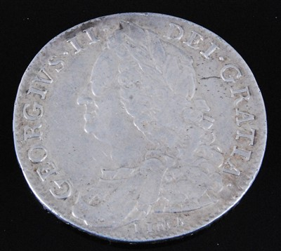Lot 2014-Great Britain, 1746 Half Crown