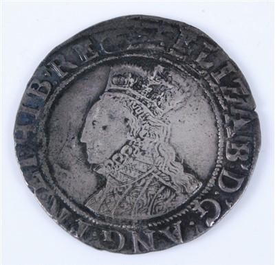 Lot 2001-England, Elizabeth I