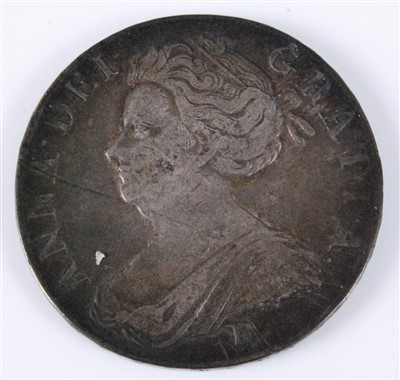 Lot 2009-Great Britain, 1707 crown