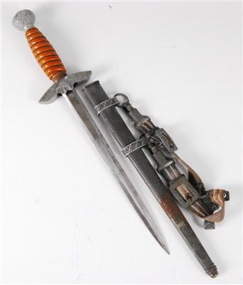 Lot 66-A German Third Reich Luftwaffe Officer's dagger
