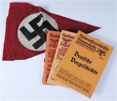 Lot 61-A German NSDAP pennant