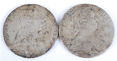Lot 2022-Austria, Maria Theresa Thaler