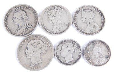 Lot 2095-Great Britain, 1874 shilling
