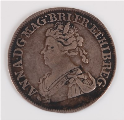 Lot 2008-Great Britain, Queen Anne, (1702-1707)