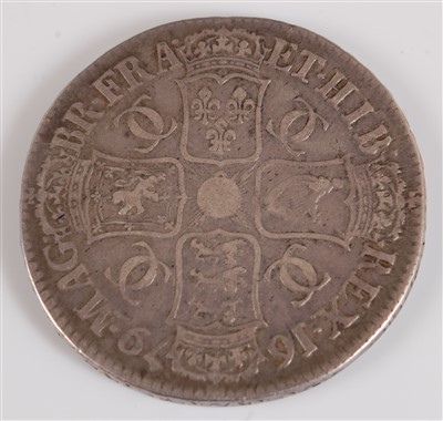 Lot 2007-England, 1679 Crown
