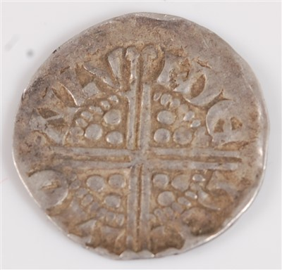 Lot 2019-Henry III (1216-1272), silver penny