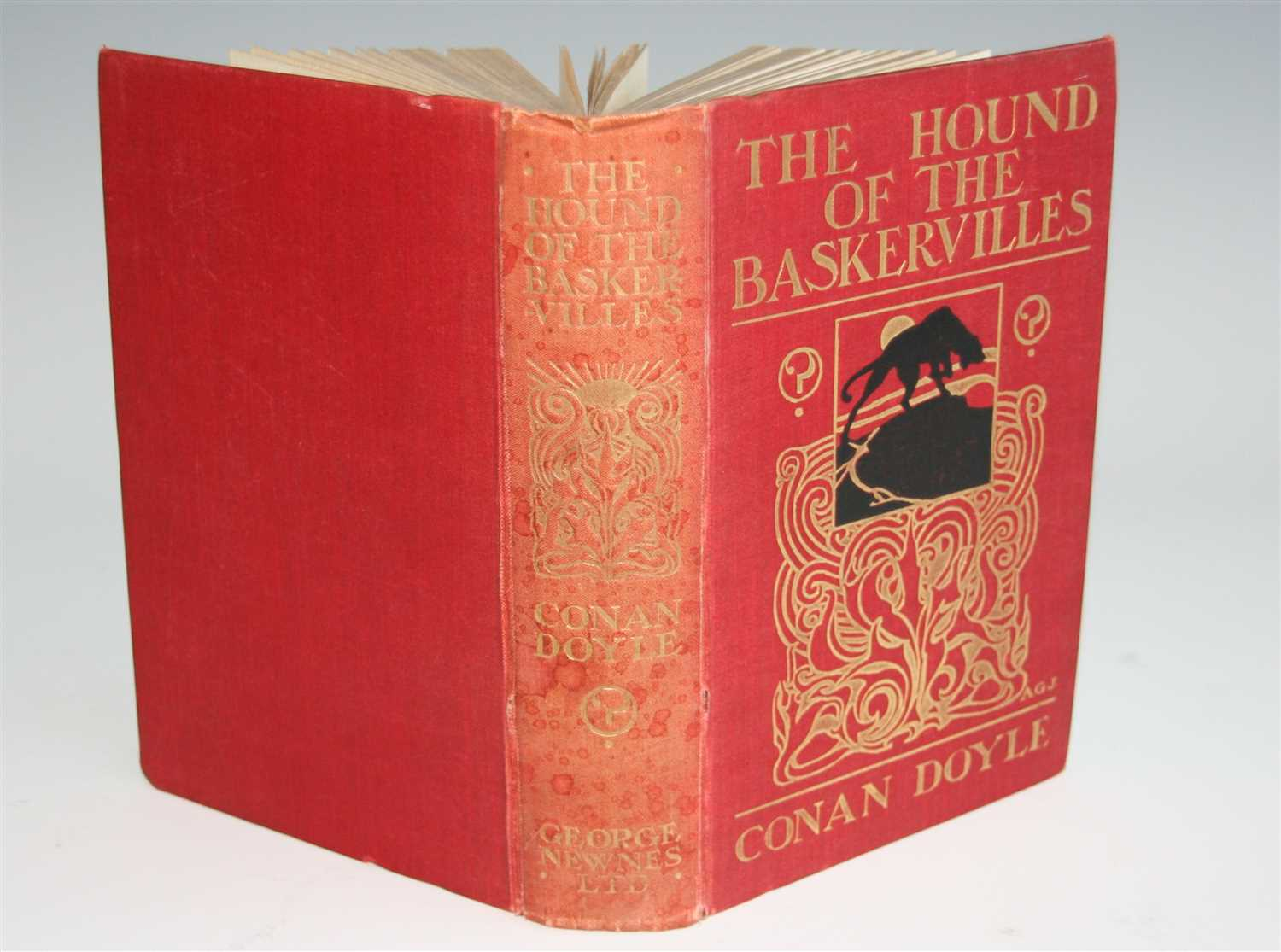 Lot 1001-DOYLE, Arthur Conan, The Hound of the...